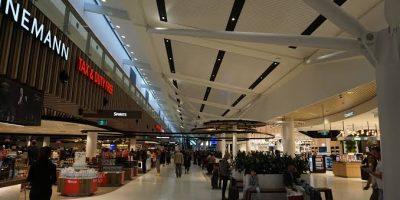 SYDNEY AIRPORT T1