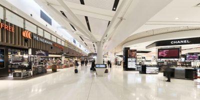 SYDNEY AIRPORT INTERNATIONAL DEPARTURE
