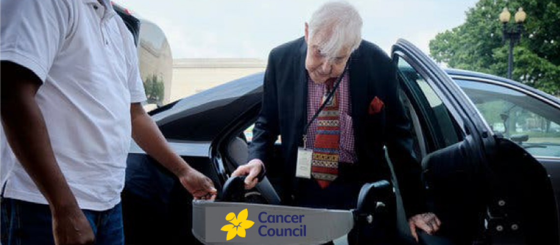 Proud supporter of Cancer Council NSW | Cancer Council Sponsor Partner